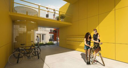 Nieuws Spark village genomineerd voor beste amsterdamse project min